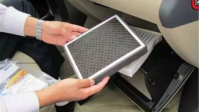 空調濾清器與空氣濾清器工作原理相似,是為保證汽車空調開啟的同時能