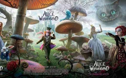 爱丽丝漫游仙境之奇妙的昆虫世界