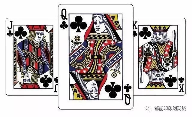 扑克牌共有几种花色_设计历史:扑克牌的艺术