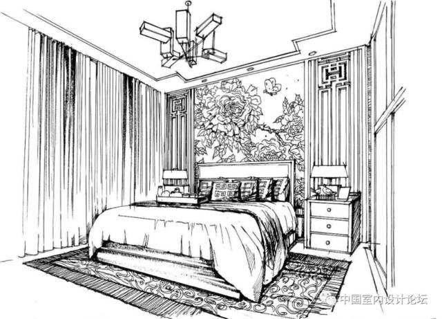 技能| 室内设计手绘效果图的概念及重要性