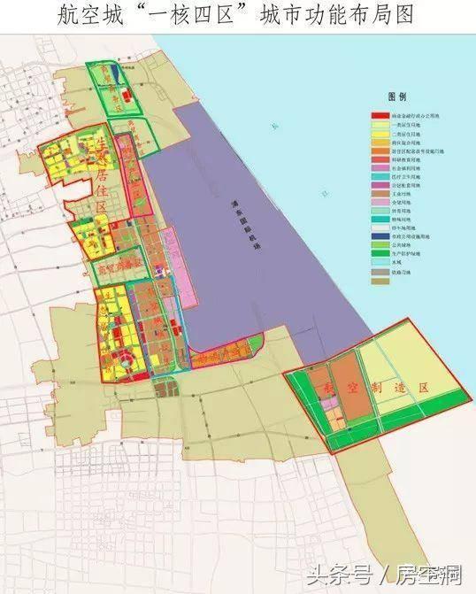 同时,祝桥也是浦东十三五规划中,重点发展的城镇.