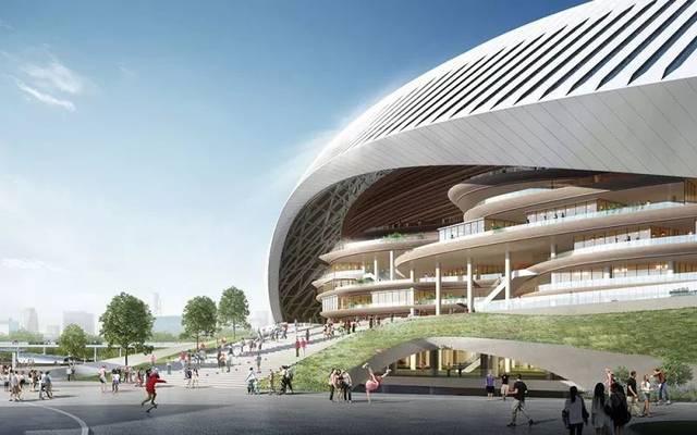 杭州体育馆_据悉,温州奥体中心主体育场是杭州亚运会三大分赛区中