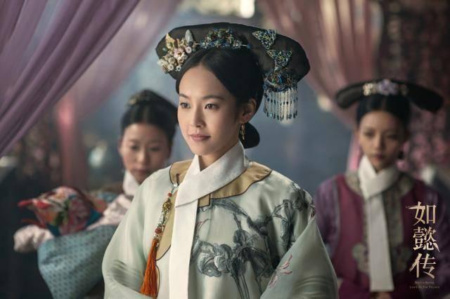 导读:近期,有消息称备受观众期待的大型宫廷剧《后宫·如懿传》定档
