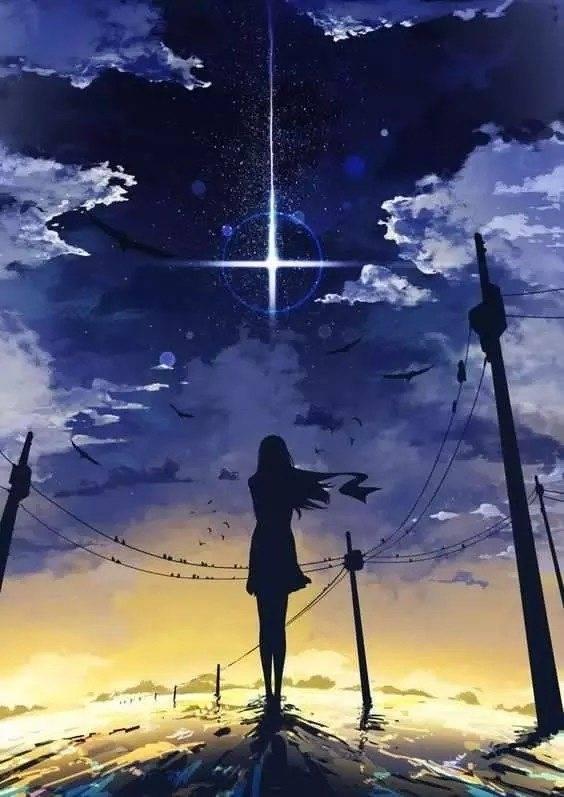 一个人,永永远远的消失在你的世界里,真的是一件很悲伤的事