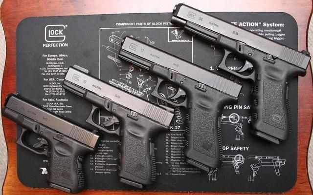 谁才是手枪中的王者?格洛克17和西格绍尔p226大pk