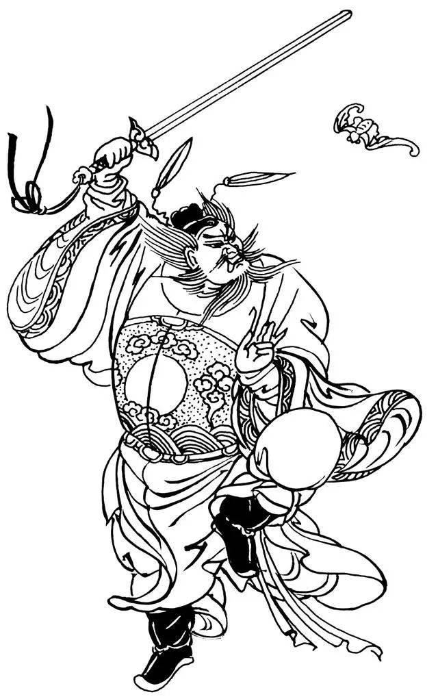 手绘-中国传统图案—吉祥图集