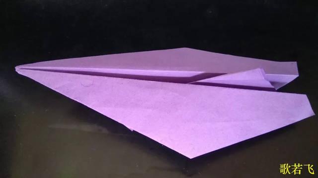 创意无限:能变轮船的纸飞机图片