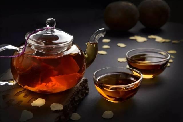 西洋参罗汉果凉茶