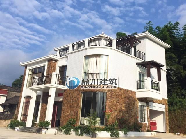 一套农村别墅,两种布局设计,三层造价只要28万,建好惊艳十里八乡!