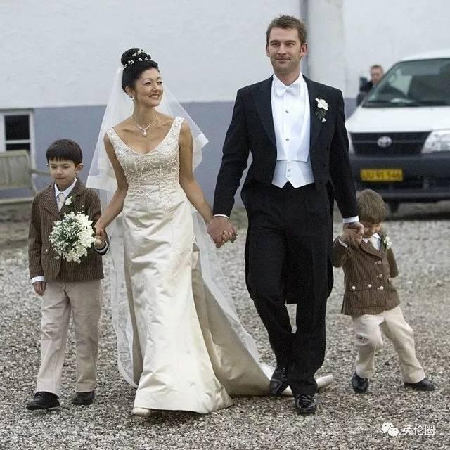 丹麦王妃文雅丽复婚_不过他俩依然共同抚养两个儿子,文雅丽的头衔也从\