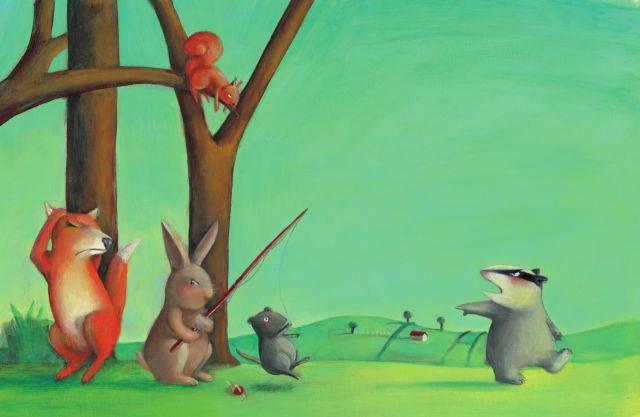 小獾线切割图纸