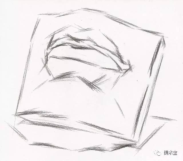 简笔画 手绘 素描 线稿 640_563