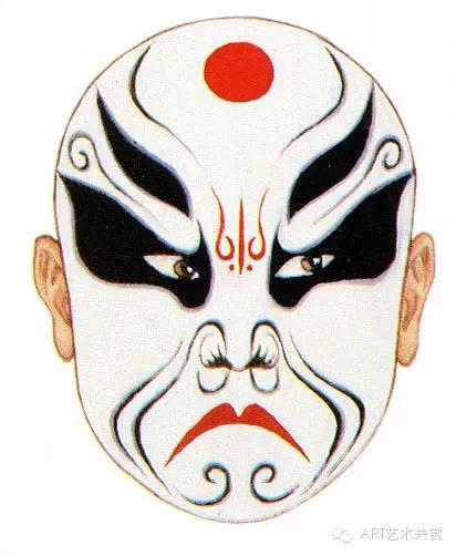 京剧造型简笔画