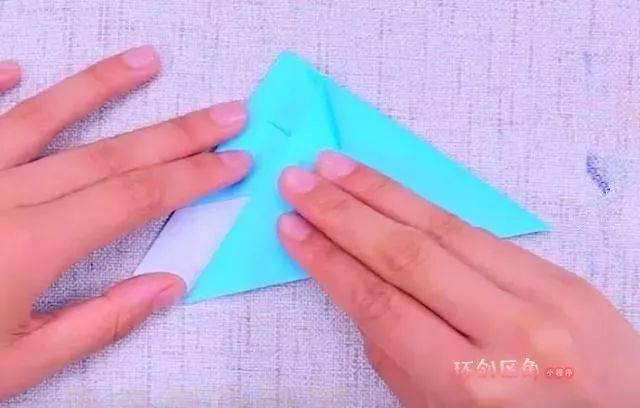 又一波折纸动物手工,你学会了几个?