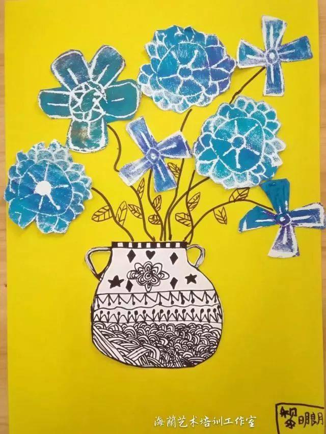 活动招募‖趣味创意绘画课堂,给孩子五彩斑斓的童年图片