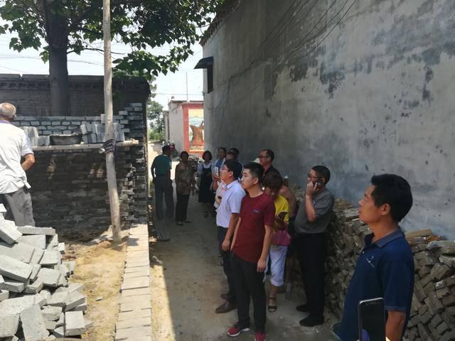 宁晋今天的车祸_河北宁晋:河渠镇组织四级人大代表视察