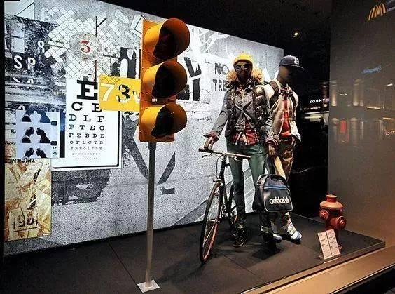 自行车霸占欧洲奢侈品橱窗,骑车的你真的很fahion!