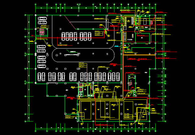 cad电气符号电气图库素材免费下载?带你入门电气制图?