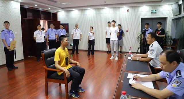 河南警察学院公安专业提前批招生火爆 九成上线女生超出一本线