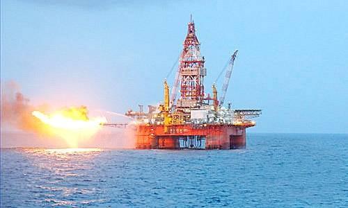 石油开采_油气开采