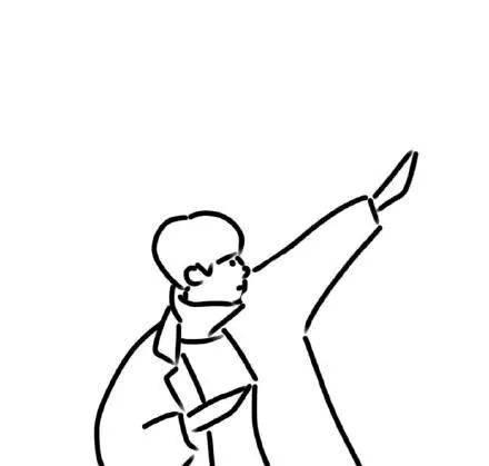 极简简笔画头像,要不要自己也来学着画一两个?-搞笑