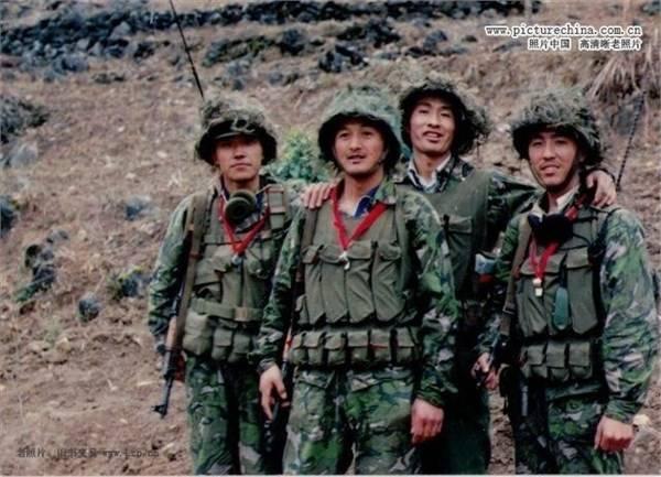 1979年中越战争烈士_中越战争:1979年对越自卫还击战实况全景图