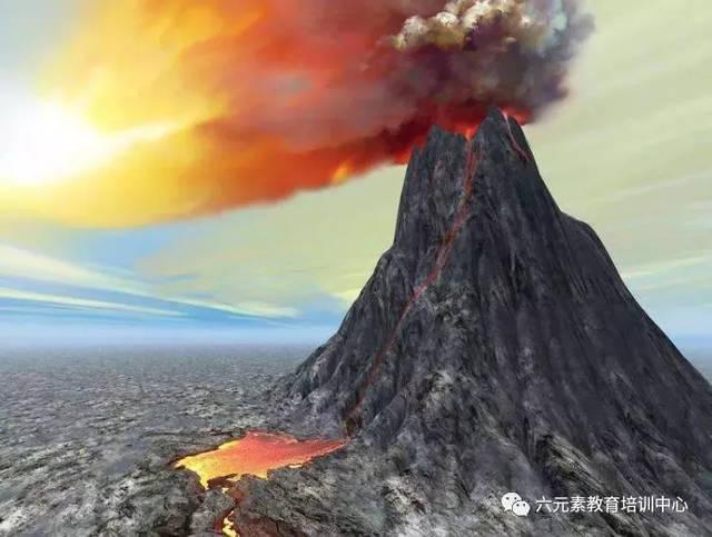 【小小化学家】火山爆发小实验~diy火山模型 体验真实
