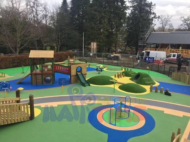 2018新型户外儿童游乐设施,我们就是不一样!