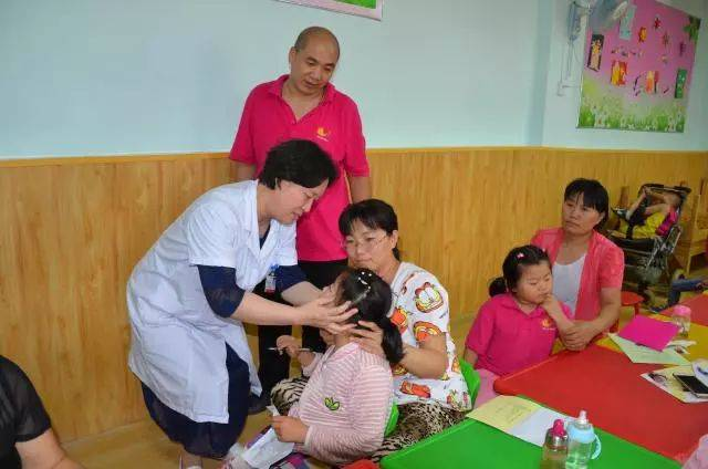 主要面向智力障碍,脑瘫,自闭症等中度残障儿童提供全托制早期教育和