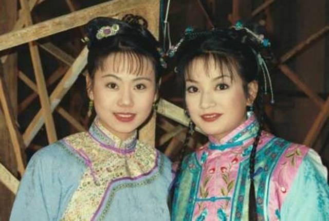 她曾因还珠格格走红,如今却被人遗忘,42岁与女儿同框似姐妹!图片