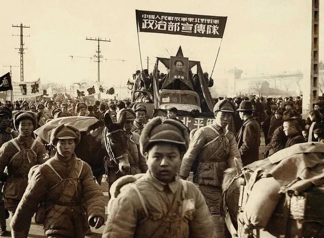 东北解放战争 金日成曾支援2000多车皮武器弹药