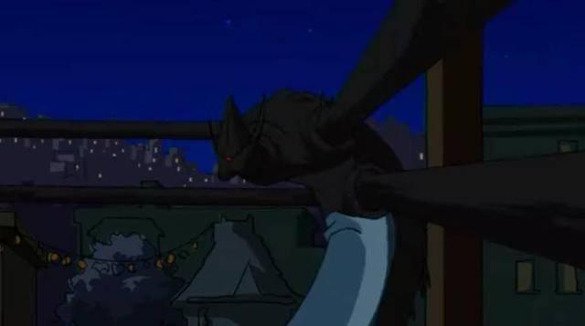 黑影忍者手绘成龙历险