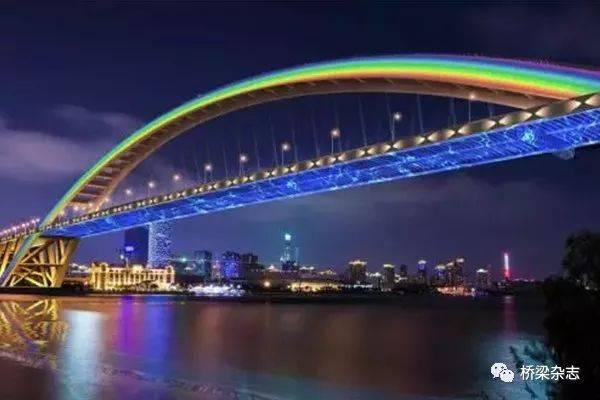 鳌江特大桥主桥昨顺利合龙,上海4座越江大桥将集体华丽变身,商合杭