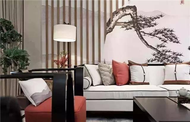纵观目前各大展会上,那些北欧新中式风格的家具品牌,大概有两类企业图片
