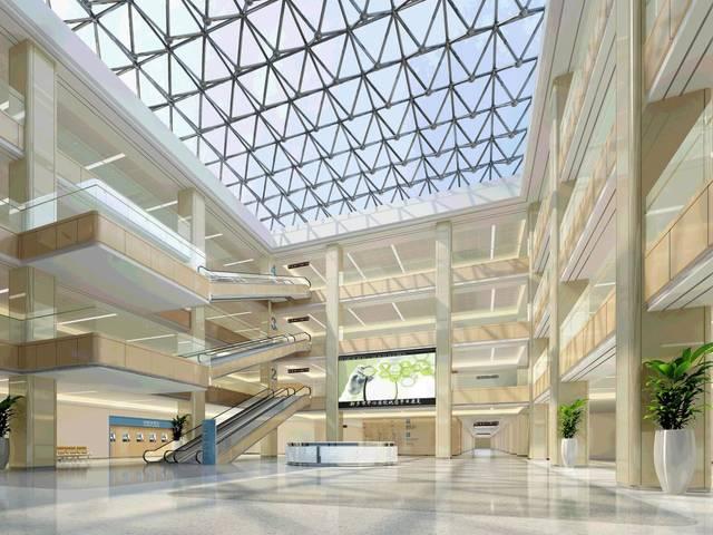医疗空间方案类 【银奖】 项目名称:常州市第一人民医院妇幼保健院图片