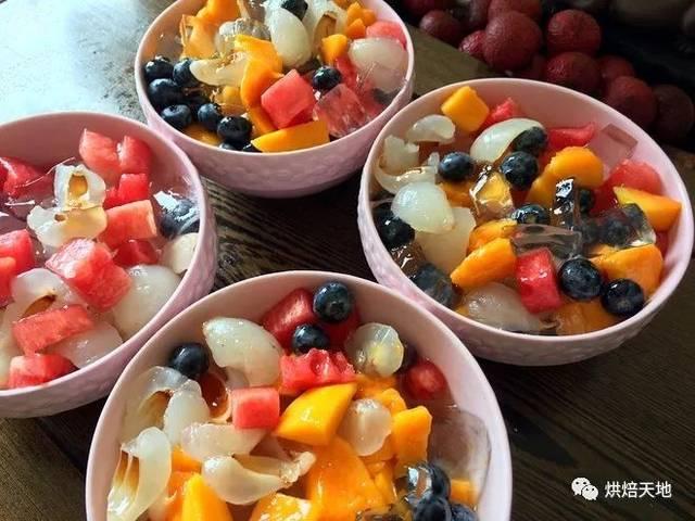 10g冰粉粉/白开水500g水果白砂糖适量各种凉粉保鲜膜步骤1,500g技巧街机拳皇图片