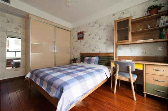 男生卧室怎么装修?男生房间的正确装修姿势!