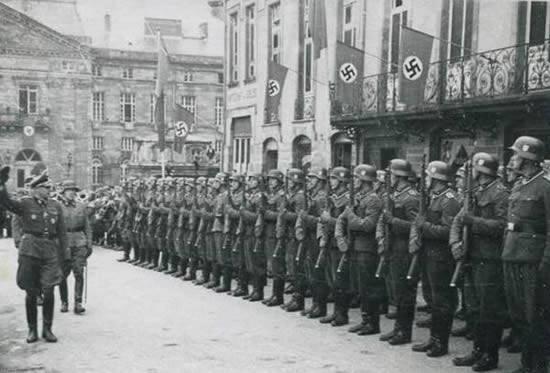 二战期间,德军会不会对苏联女人施暴?