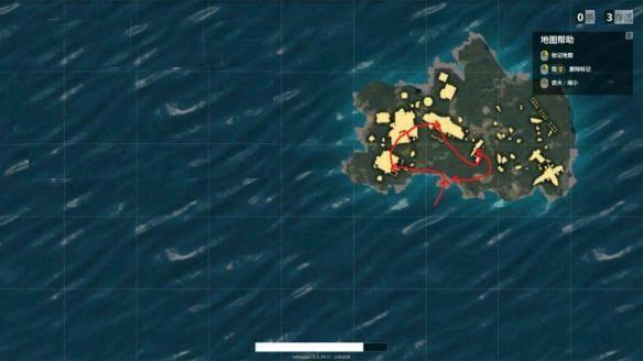绝地求生:海岛地图最容易吃鸡的地方,玩家:富得流油!