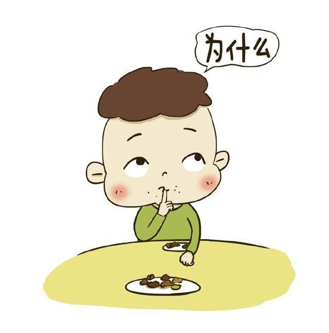 很多小孩子,都是因为不会使用筷子,而讨厌在幼儿园吃饭,尤其是面条.图片