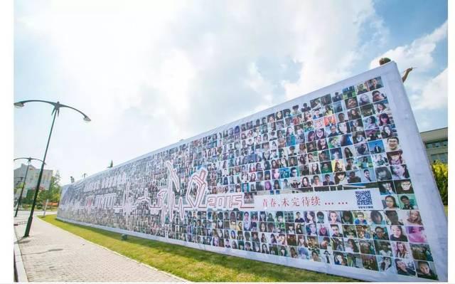 为5而来 众相合马|2018合肥国际马拉松纪念墙照片征选图片