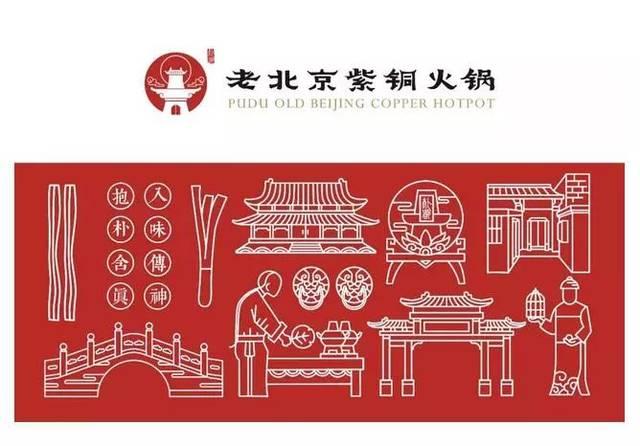 北京紫铜火锅是传统味道 流传至威海对威海吃货来说是福音 一家火锅店