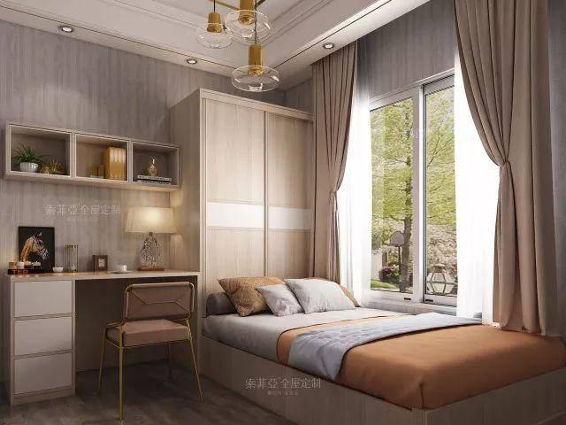 背景墙 房间 家居 起居室 设计 卧室 卧室装修 现代 装修 640_480