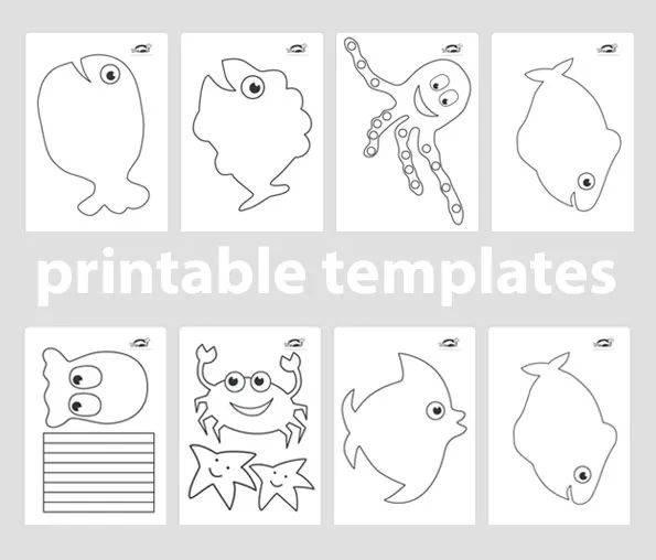 制作步骤图解: 准备材料:卡纸,剪刀,固体胶,笔等辅助材料 制作步骤