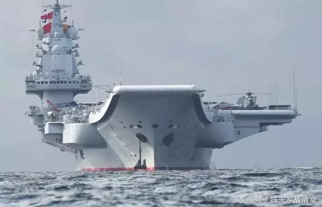 国产航母_中国首艘国产航母已出坞或再