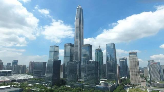 刷新深圳地标新高度,超越京基100,平安金融中心