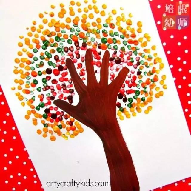 惊艳!100张创意美术作品,让孩子们的暑假嗨起来图片