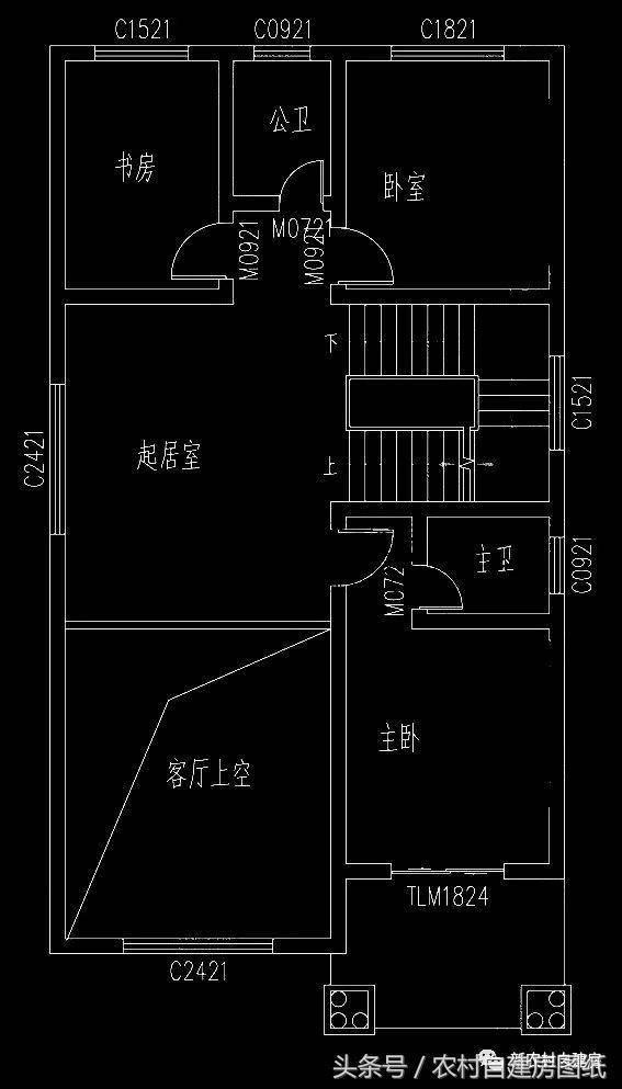 面宽8米的农村宅基地建房,6款图纸别墅经典,让你风光v农村麦迪逊呼和浩特别墅图片