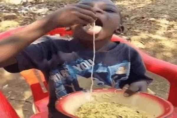 非洲人眼里不可多得的美食,在中国人眼里竟然是垃圾食品?图片