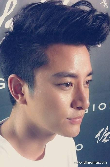 《板寸》一个检验男生颜值的发型图片